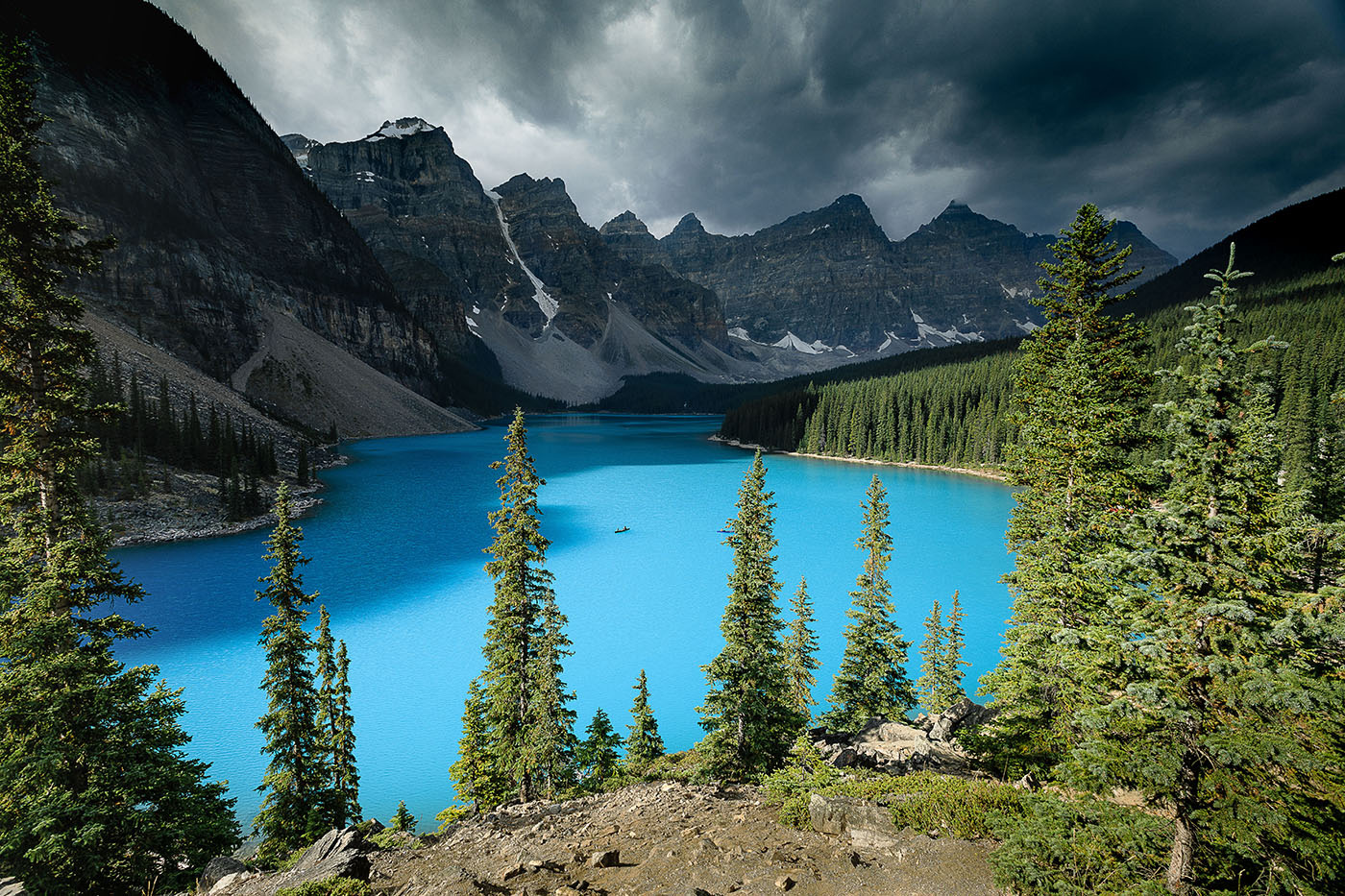 P.Thomasson Moraine Lake