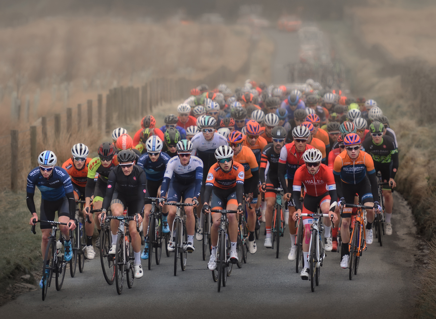 The Chasing Peleton by Mike Williamson