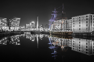 The Stavros S Niarchos at Liverpool