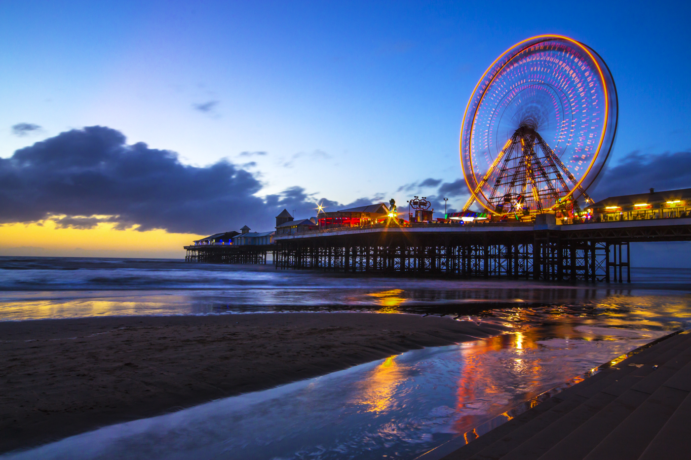 Blackpool Days Out Report